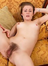hairy moms, Hairy girl Fani enjoys her new freedom and fun